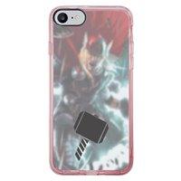 Capa Intelimix Intelislim Rosa Apple iPhone 7 Super Heróis - SH03