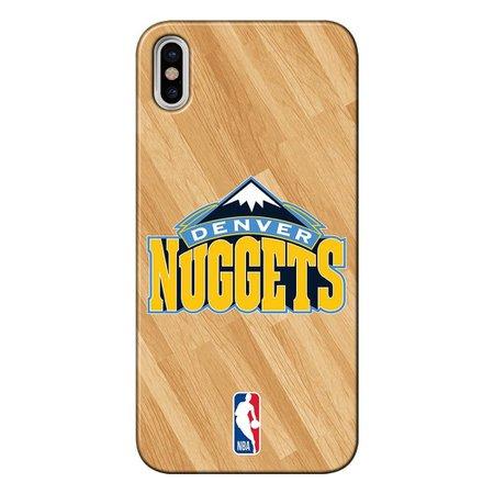 Capa para Celular - Apple iPhone X - Denver Nuggets - B08