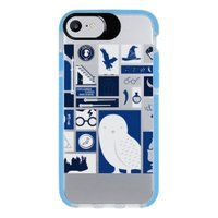 Capa Personalizada Intelimix Intelishock Azul Apple iPhone 7 - Harry Potter - HP01