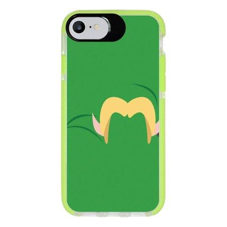 Capa Personalizada Intelimix Intelishock Verde Apple iPhone 7 - Games - GA63