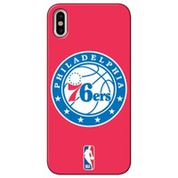 Capa para Celular - Apple iPhone X - Philadelphia 76ers - A26