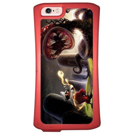 Capa Intelimix Velozz Coral Apple iPhone 6 6S Games - GA28