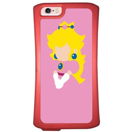 Capa Intelimix Velozz Coral Apple iPhone 6 6S Games - GA26