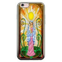 Capa Intelimix Intelislim Prata Apple iPhone 6 6s Religião - RE19