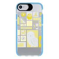 Capa Personalizada Intelimix Intelishock Azul Apple iPhone 7 - Harry Potter - HP03