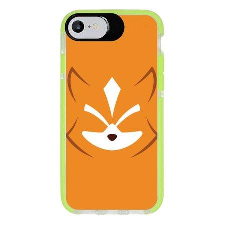 Capa Personalizada Intelimix Intelishock Verde Apple iPhone 7 - Games - GA57