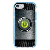Capa Personalizada Intelimix Intelishock Azul Apple iPhone 7 - Hightech - HG07