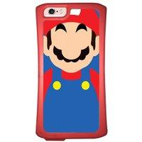 Capa Intelimix Velozz Coral Apple iPhone 6 6S Games - GA25