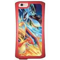Capa Intelimix Velozz Coral Apple iPhone 6 6S Games - GA22