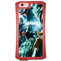 Capa Intelimix Velozz Coral Apple iPhone 6 6S Games - GA21