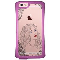 Capa Intelimix Velozz Roxa Apple iPhone 6 6S Style - TP266
