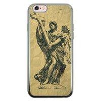 Capa Intelimix Intelislim Prata Apple iPhone 6 6s Religião - RE14