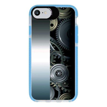 Capa Personalizada Intelimix Intelishock Azul Apple iPhone 7 - Hightech - HG09