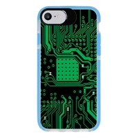 Capa Personalizada Intelimix Intelishock Azul Apple iPhone 7 - Hightech - HG08