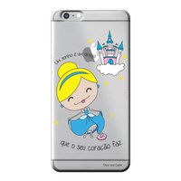 Capa Personalizada para Apple iPhone 6 6S Plus - TP127