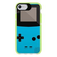Capa Personalizada Intelimix Intelishock Verde Apple iPhone 7 - Games - GA70