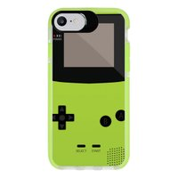Capa Personalizada Intelimix Intelishock Verde Apple iPhone 7 - Games - GA69