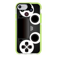 Capa Personalizada Intelimix Intelishock Verde Apple iPhone 7 - Games - GA67