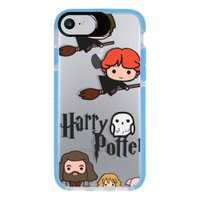 Capa Personalizada Intelimix Intelishock Azul Apple iPhone 7 - Harry Potter - HP08