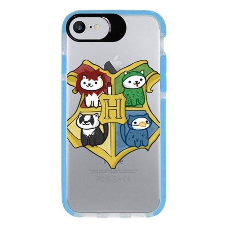 Capa Personalizada Intelimix Intelishock Azul Apple iPhone 7 - Harry Potter - HP09