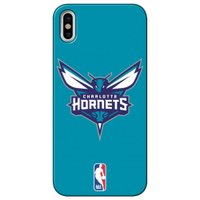 Capa para Celular - Apple iPhone X - Charlotte Hornets - A04