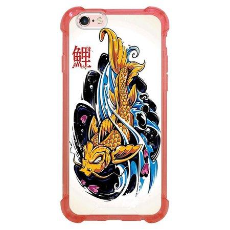 Capa Intelimix Anti-Impacto Rosa Apple iPhone 6 6s Pets - PE70