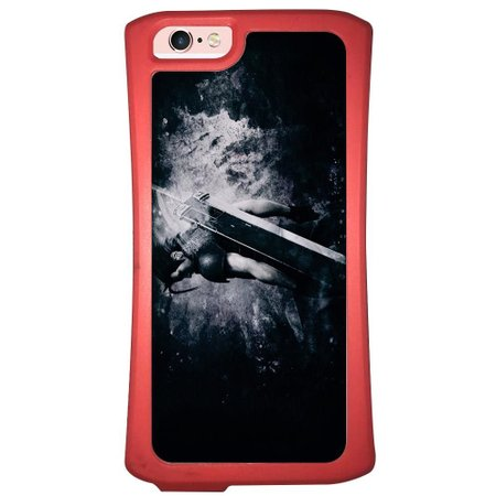 Capa Intelimix Velozz Coral Apple iPhone 6 6S Games - GA03