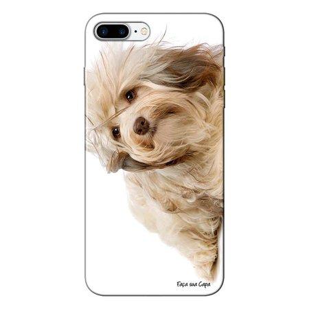 Capa Personalizada para Iphone 7 Plus Pets - PE46