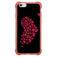 Capa Intelimix Anti-Impacto Rosa Apple iPhone 6 6s Pets - PE17