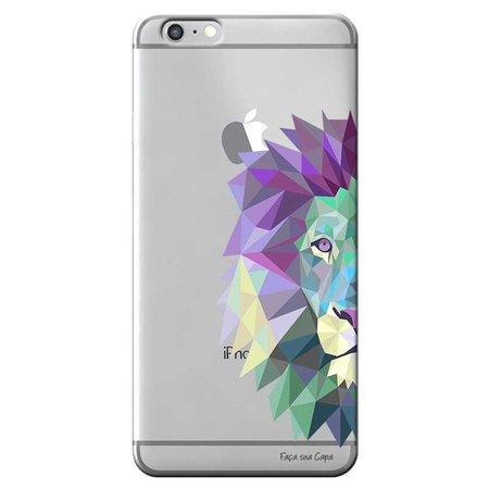 Capa Personalizada para Apple Iphone 6/6S Plus Leão - TP234