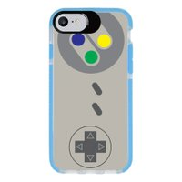 Capa Personalizada Intelimix Intelishock Azul Apple iPhone 7 - Games - GA65