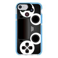 Capa Personalizada Intelimix Intelishock Azul Apple iPhone 7 - Games - GA67