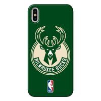 Capa para Celular - Apple iPhone X - Milwaukee Bucks - A20
