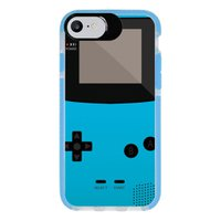 Capa Personalizada Intelimix Intelishock Azul Apple iPhone 7 - Games - GA70