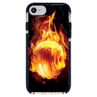 Capa Personalizada Intelimix Intelishock Preta Apple iPhone 7 - Esportes - EP05