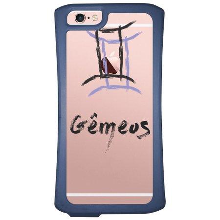 Capa Intelimix Velozz Azul Apple iPhone 6 6S Signos - SN27