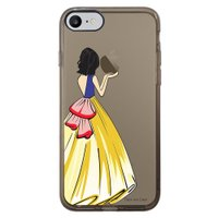 Capa Intelimix Intelislim Grafite Apple iPhone 7 Princesa Branca de Neve - TP203