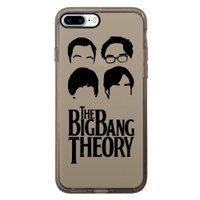 Capa Intelimix Intelislim Grafite Apple iPhone 7 Plus The Big Band Theory - TV95
