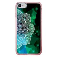 Capa Intelimix Intelislim Rosa Apple iPhone 7 Mandala - AT81