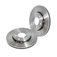 Disco de Freio Traseiro Solido - HF751
