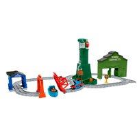 Thomas e seus Amigos Pista de Percurso Ferrovia do Porto - Mattel