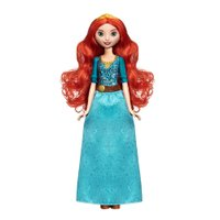Boneca Princesas Disney Royal Shimmer Merida - Hasbro