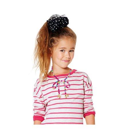 Barbie Miçanga Revista B Grande Pink - Fun Divirta-se
