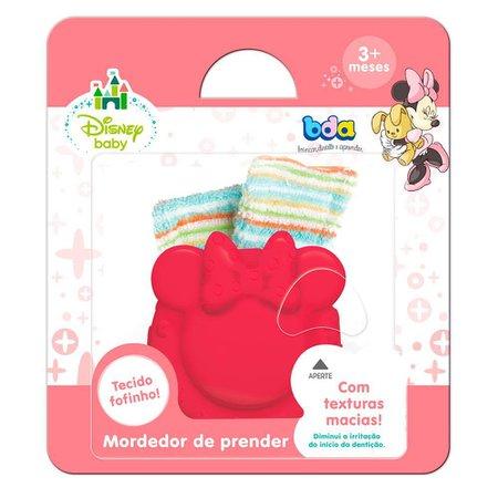 Mordedor de Pulso Disney Baby Minnie - Toyster