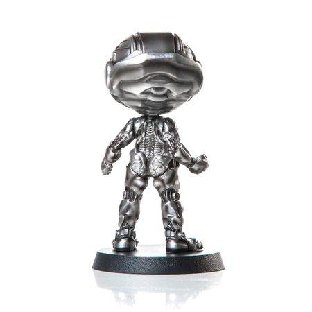 Figura Cyborg Liga da Justiça Mini Heroes - Mini Co