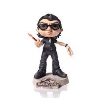 Figura Ian Malcolm Jurassic Park Mini Heroes - Mini Co