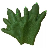 Luvas Horripilóides Mãos Tenebrosas Verde - Candide