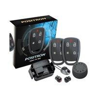 Alarme Automotivo Pósitron Cyber FX360 Funções Pânico Bloqueio Progressivo