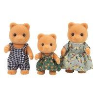 Sylvanian Families - Família Ursos - Epoch