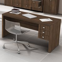 Mesa para Home Office ME4113 155cm - Tecno Mobili